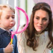 Glänzend! DAS bekommt Prinz Georgezum Geburtstag (Foto)