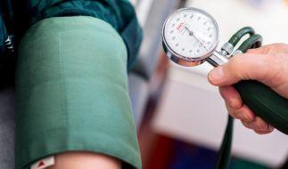 Etwa 20 bis 30 Millionen Menschen leiden in Deutschland unter Bluthochdruck. (Foto)