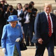 Anti-Trump! DAS verrät das Broschen-Geheimnis der Queen (Foto)