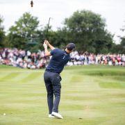 Italienischer Golfer Molinari siegt bei 147. British Open (Foto)