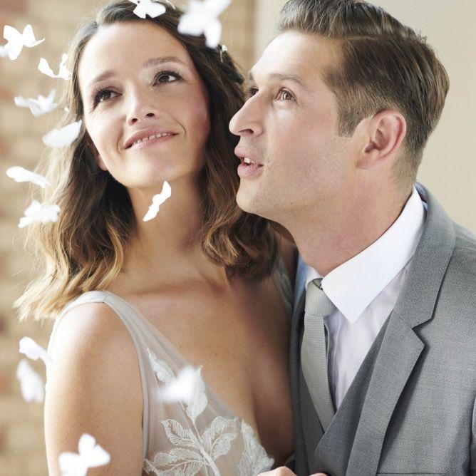 Hochzeit in Folge 3.000! Droht DIESEM Paar die Katastrophe? (Foto)