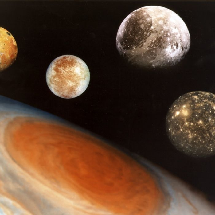 Außerirdische Objekte vor Jupiter identifiziert! (Foto)
