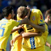 Halle erkämpft Auswärtssieg bei Braunschweig mit 0:1 (Foto)