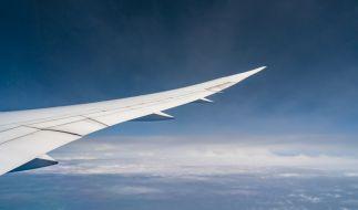 Ein Passagier hat seinen eigenen Flugzeugabsturz gefilmt. (Foto)