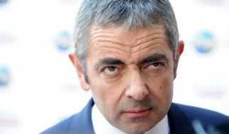 Da vergeht selbst Mr. Bean das Lachen: Der britische Komiker Rowan Atkinson wurde für tot erklärt - glücklicherweise nur in einer Falschmeldung. (Foto)