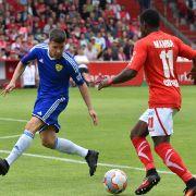 FC Energie Cottbus geht gegen SV Meppen im 1:1-Remis vom Platz (Foto)