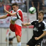 Heimspiel! Hallescher FC empfängt am 8. Spieltag VfR Aalen (Foto)