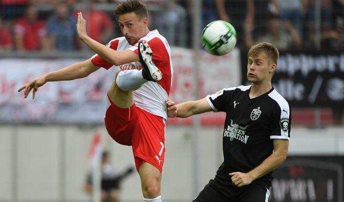 Halle vs. Bayern München II verpasst?