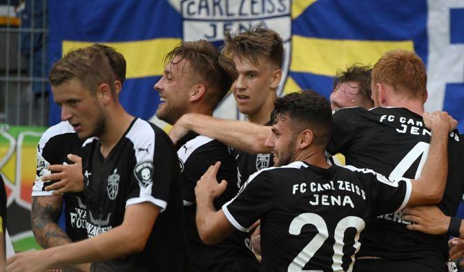 Jena vs. 1860 im Live-Stream und TV