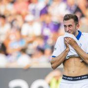 Nach hartem Spiel den Sieg erkämpft! Karlsruhe siegt mit 2:1 (Foto)