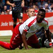 0:1! Fortuna Köln geht gegen Halle zuhause unter (Foto)