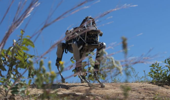 KI-Roboter im Anmarsch!
