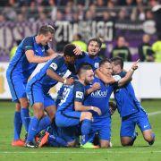 Meppen gegen Großaspach: Ein 2:1-Sieg für die Heimmannschaft (Foto)