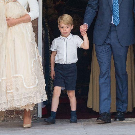 Luxus-Geschenk! SO wird Prinz George von Kate und William verwöhnt (Foto)
