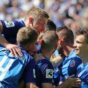Ein enttäuschendes Unentschieden! FC Hansa Rostock vs. Hallescher FC (Foto)