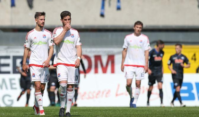Unterhaching vs. Bayern II verpasst?