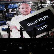 Live-Duett bei Kraftwerk-Konzert! Astro-Alex meldet sich von ISS (Foto)
