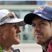 Schumi verhindert Vettel-Rücktritt // Messer-Attacke in Lübeck // Helene sorgt für Chaos (Foto)