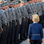 Bundeswehr erwägt Aufnahme von EU-Ausländern (Foto)