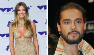 Heidi Klum schwelgt in Erinnerungen an ihren ersten öffentlichen Paar-Auftritt mit Tom Kaulitz. (Foto)
