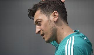 Mit Rassismus-Vorwürfen hat sich Mesut Özil aus der Fußball-Nationalmannschaft zurückgezogen. (Foto)