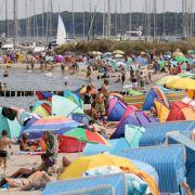 Mann stirbt durch Hitze-Bakterien - Infektion auch an der Nordsee? (Foto)