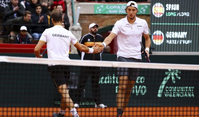 Fed Cup + Davis Cup 2018