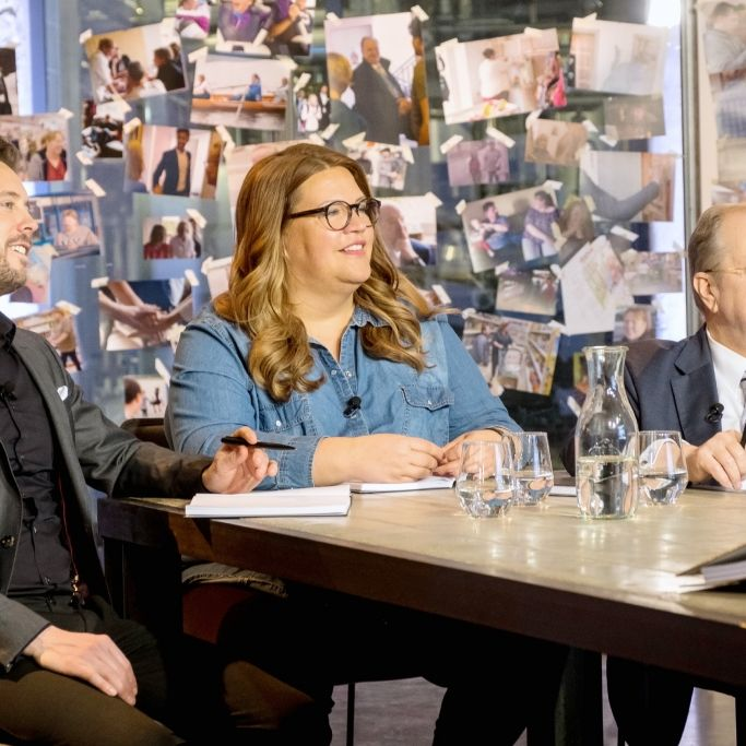 Wiederholung auch online bei TV Now! Ilka Bessin hilft Hartz-IV-Familien (Foto)