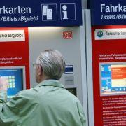 Explosionsgefahr! Vorsicht vor manipulierten DB-Ticketautomaten (Foto)