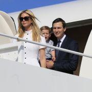 Trennung! Trump-Tochter zieht Schlussstrich (Foto)