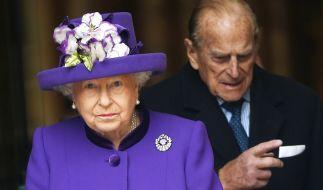 Leben Queen Elizabeth II. und Prinz Philip schon seit Jahren in Trennung? (Foto)