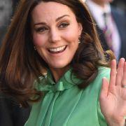 Rührende Geste! Damit überraschte sie Prinz George (Foto)