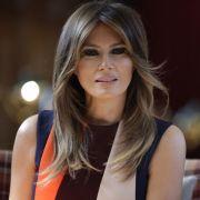 Höschen-Blitzer? First Lady riskiert peinliche Kleider-Panne (Foto)