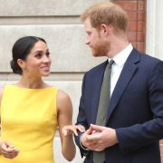 Endlich Baby-News! SO soll Meghans und Harrys Royal-Baby heißen (Foto)
