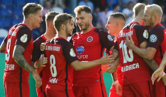 SV Wehen vs. Zwickau im TV verpasst?