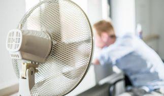 Kann ich meinen Ventilator die ganze Nacht durchlaufen lassen? (Foto)
