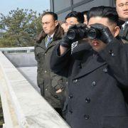 Erneute Eskalation? Nordkorea baut offenbar Interkontinentalraketen (Foto)