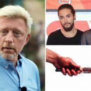 Teenie-Töchter metzeln Vater nieder // Boris Becker: 1. Interview nach Trennung // Tom Kaulitz: Hakenkreuz-Skandal! (Foto)