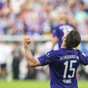 FC Erzgebirge kassiert Heim-Klatsche im Duell gegen Sandhausen (Foto)