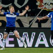 Bielefeld bereitet FC Erzgebirge riesigen Kummer (Foto)