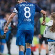Regensburg erringt Auswärtssieg bei Bochum mit 2:3 (Foto)