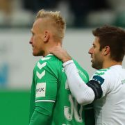 Langwierig! SpVgg Greuther Fürth und 1. FC Nürnberg krampfen sich zur Nullnummer (Foto)