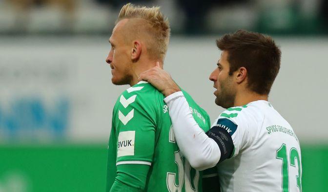 Greuther Fürth vs. SG Dynamo im TV verpasst?
