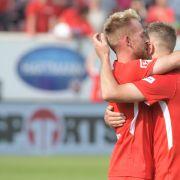 Die stärksten Szenen aus 1. FC Heidenheim vs. DSC Arminia Bielefeld (Foto)