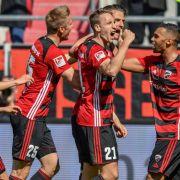 Die stärksten Spielszenen aus FC Ingolstadt 04 gegen Chemnitzer FC (Foto)