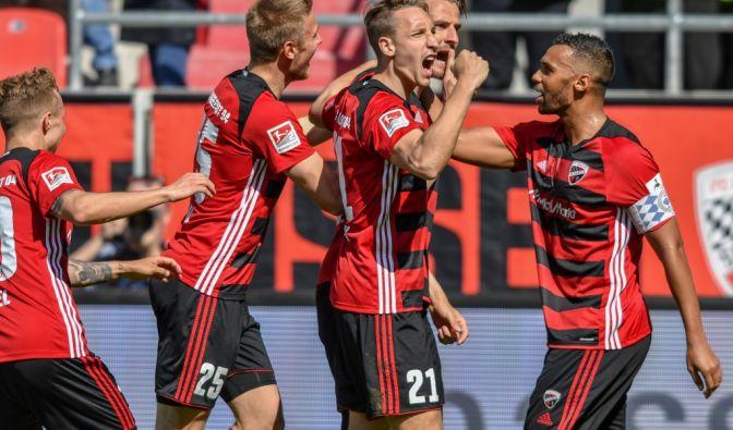 Ingolstadt gegen Köln im TV
