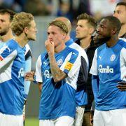 Darmstadt 98 patzt gegen Kiel - 4:2 (Foto)