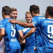 Die Highlights des Spiels 1. FC Magdeburg vs. 1. FC Heidenheim am 27. Spieltag! (Foto)