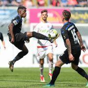 Paderborn gegen Köln: Ein 3:2-Ergebnis für die Heimmannschaft (Foto)