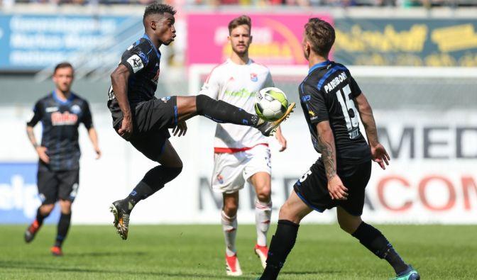 Paderborn vs. Bielefeld im TV